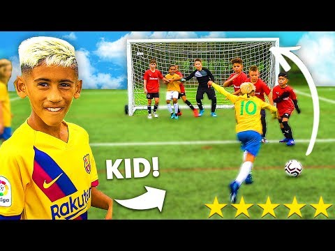 win-this-soccer-tournament,-i'll-buy-you-anything-ft-kid-messi---challenge