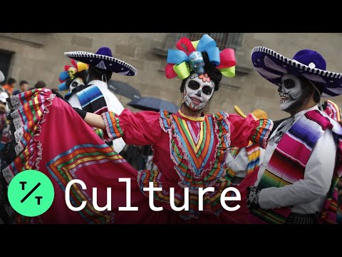 When is Day of the Dead and what does it celebrate?