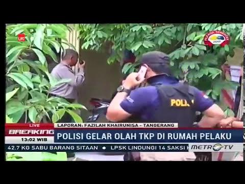 Pelaku Penyerangan Brutal di Tangerang Mengaku Sebagai Adik Polisi