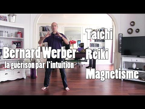 La guérison par l'intuition et la 3 ème humanité de Bernard Werber
