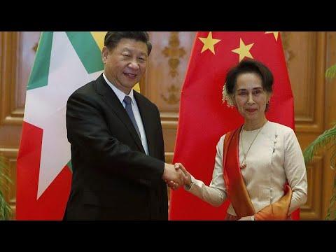الصين وميانمار تشددان على تحالفهما رغم انتقادات دولية بسبب أزمة مسلمي الروهينغا …  - نشر قبل 5 ساعة