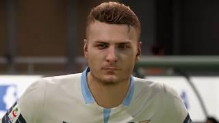 FIFA 19 SS Lazio Player Faces