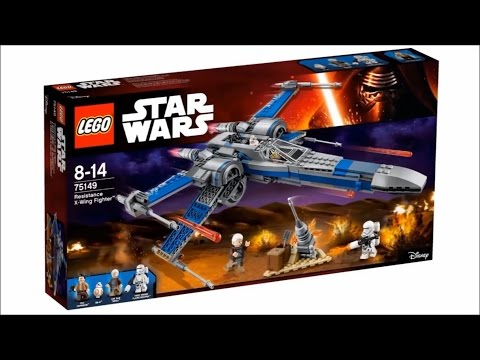 Lego Star Wars 2016 Summer sets