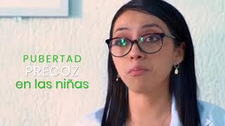 Pubertad precoz en las niñas - Dra. Karina Aguilar Cuarto - Endocrinóloga pediatra