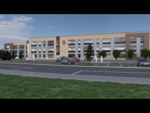 Kelso High School New School Preview
