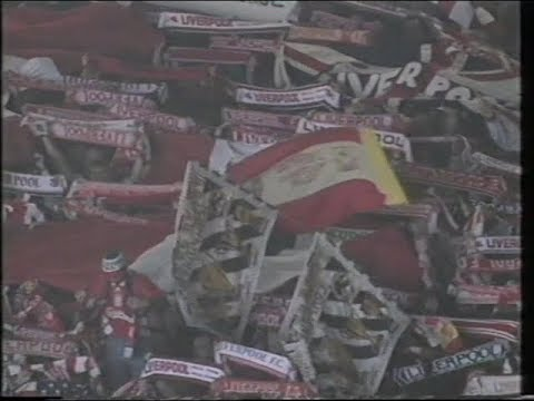 The Kop's last stand: Liverpool v Norwich 30/04/1994