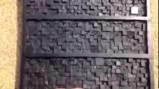 Каменные обои Полиуретановые формы для производства искусственного камня «Матрица», Matrix(, 2014-03-02T17:17:41.000Z)
