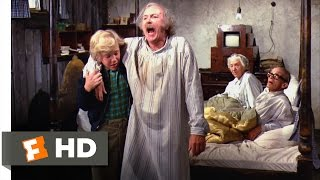 Gambar cover Willy Wonka & the Chocolate Factory - I've Got a Golden Ticket Scene (3/10) | Movieclips