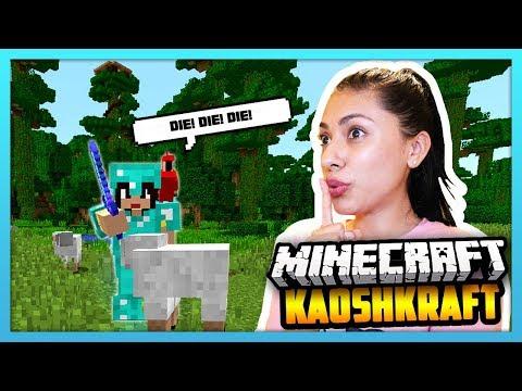 I KILLED MY BOYFRIENDS CHILDREN! OMG! - Minecraft Survival: KaoshKraft SMP 3 - EP 73