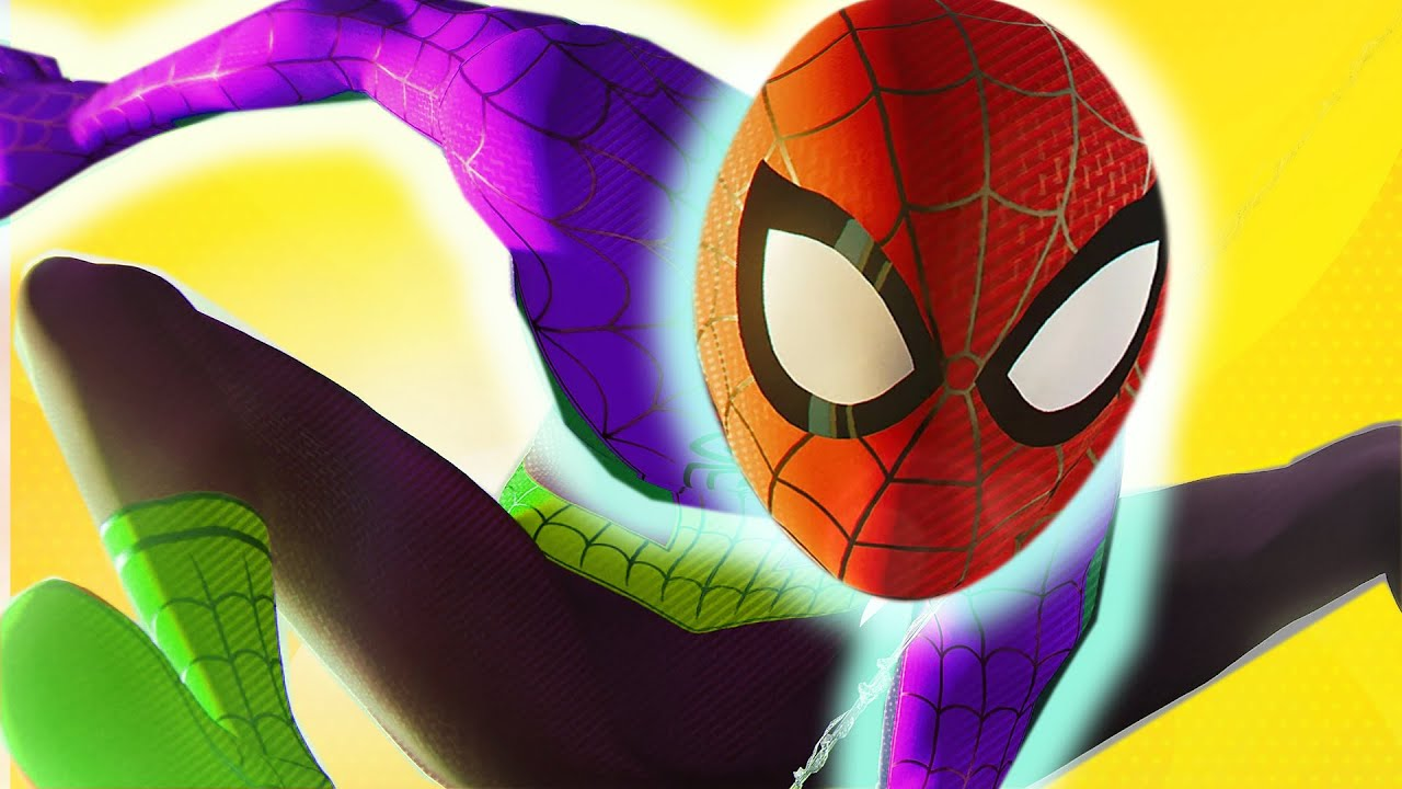 superhero mashers learn colours color changing spider man hulk
