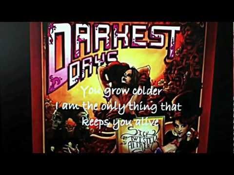 My darkest days - sick and twisted affair (lyric video) mp3