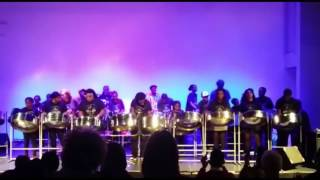 For Once In My Life - Stevie Wonder - SMA3SO Steelpan Cover