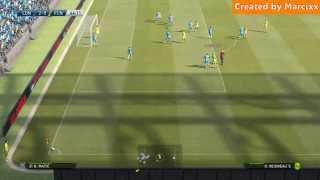 Pro Evolution Soccer 2015 online gameplay