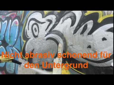East-Side-Gallery Graffitientfernung