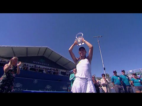 2018 US Open Series: Mubadala Silicon Valley Classic Finals Highlights