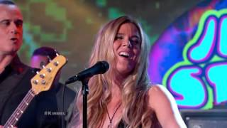Joss Stone Temple Pilots Performs