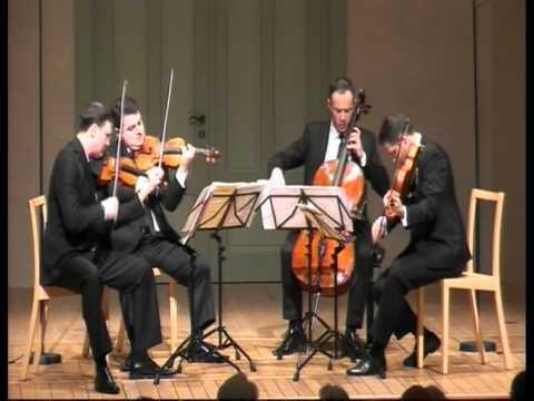 Debussy, String Quartet Op.10 in G - 1, Animé et très décidé