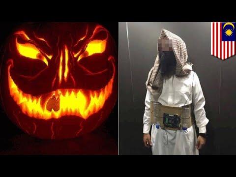 Pria Malaysia ini ingin tampil beda di pesta Halloween tapi malah... - TomoNews
