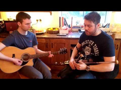 Gold Ring (Jig) Uilleann Pipes and Guitar Chris McMullan & Kyle McCaulay