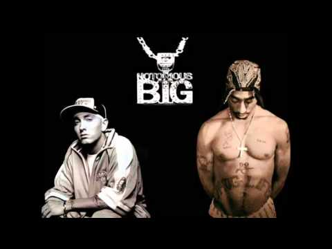 2PacListen To Your Heart ft Notorious BIG, Roxette & Eminem