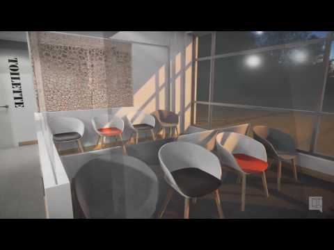 Visite virtuelle VORTEK Spaces en collaboration avec Dalaro