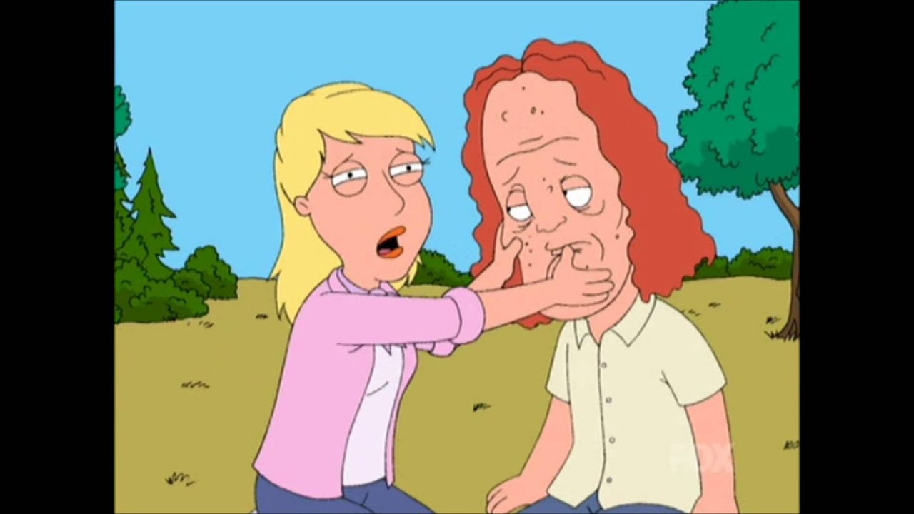 Image result for family guy rocky dennis gif