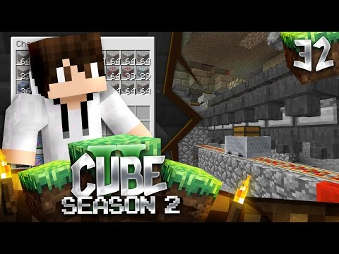 Minecraft Cube SMP S2: E32 - Super Smelter
