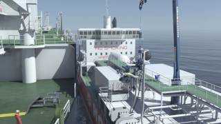 KHobra Small to Midscale LNG transfer