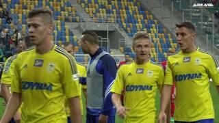 Arka - Piast Gliwice 1-2 Kulisy meczu
