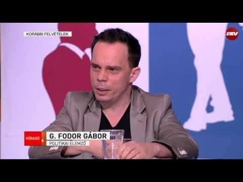 G. Fodor Gábor nem fél