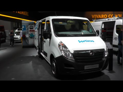 opel movano 2015 in detail review walkaround interior. Black Bedroom Furniture Sets. Home Design Ideas