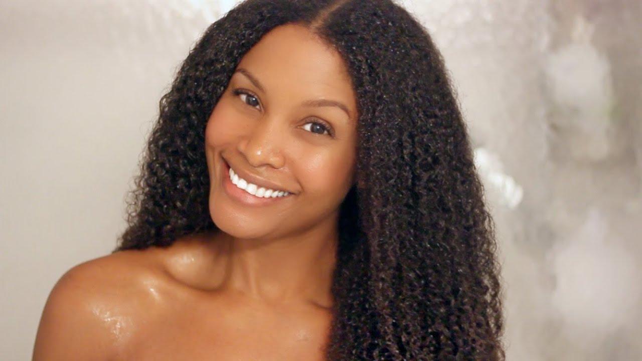 shampoo natural curly