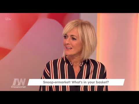Jane Thinks There a Positive to a GP Seeing Your Food Shopping | Loose Women