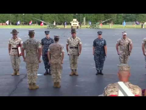Officer Candidates School Graduation Ceremony | USMC OCS Blo