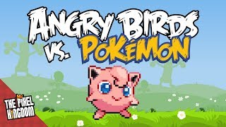 Pokémon vs. Angry Birds - Jigglypuff