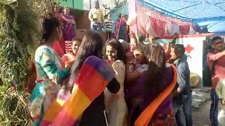 Tain Daali Maa Traditional Dance Uttarakhandi Ravindra Kandari