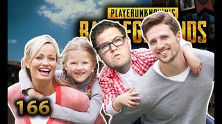 But Is Your Family Friendly?   Playerunknown's Battlegrounds Ep. 166 w/Mandy, Mia and Steve