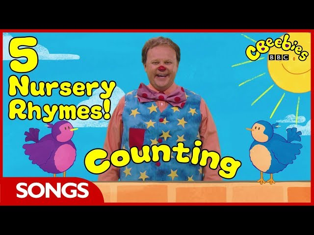 CBeebies | Something Special | Mr Tumble's Nursery Rhymes | Counting