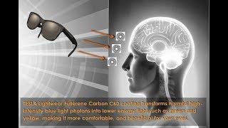 Защита и исцеление глаз - очки Tesla LightWear