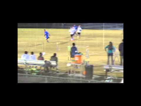 Shawn Street - Jimmy C Draughn High School Varsity Soccer Goalkeeper