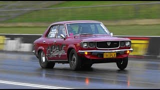 PAC PERFORMANCE ROTARIES IN ACTION AT FULL THROTTLE FRIDAY