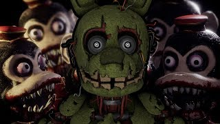 SPRINGTRAP PLAYS: Dark Deception (Chapter 1) || TIME TO STOP MONKEYING AROUND, SPRINGTRAP!!!
