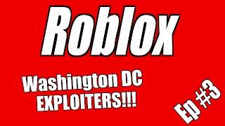 Roblox #3 Washington DC