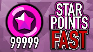 HOW TO GET STAR POINTS FAST - Fastest Way to Get Star Points in Brawl Stars 2020 | Brawl Stars