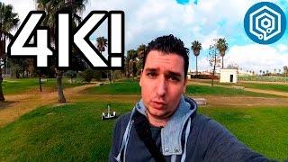 Vídeo en 4K grabado con la Xiaomi Yi II | Hablamos de la nueva Xiaomi Yi 4K y Xiaomi Ninebot