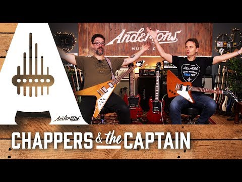 Gibson 2019 Flying Vs, SGs and Explorers - Lets get straight to the point!