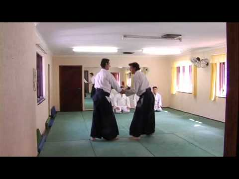 Takemusu Aikido South Africa - Sunday Class