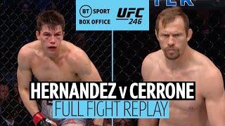 Donald Cerrone v Alexander Hernandez | Full Fight Replay | #UFC246