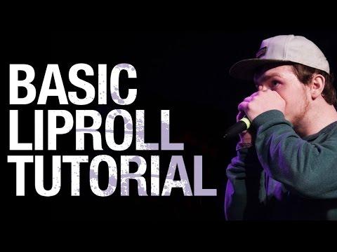 Basic Lip Roll Beatbox Tutorial