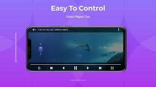 Full HD Video Player - 4K Video Player All Format screenshot 4